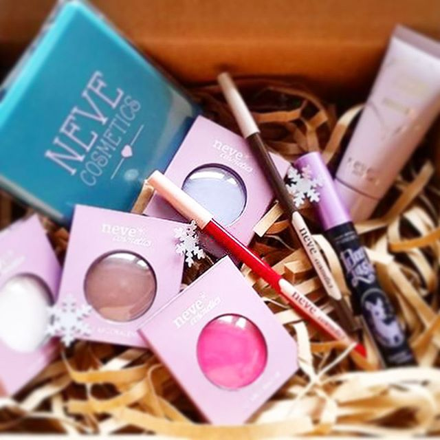 Make-up Mineral Box Neve Cosmetics